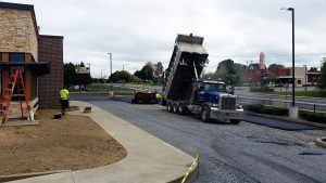commercial-paving-project